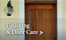 Finishing & Door Care